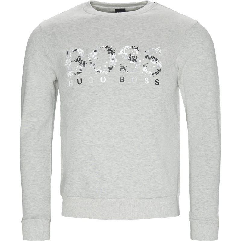 boss athleisure – Boss athleisure - salbo iconic crewneck sweatshirt fra kaufmann.dk